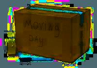 Moving Day Atlanta Real Estate Sale