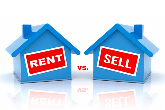 Rent vs Sale