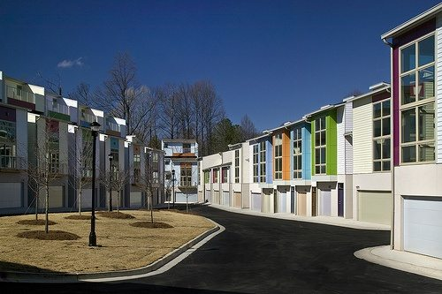 M West Townhomes Atlanta